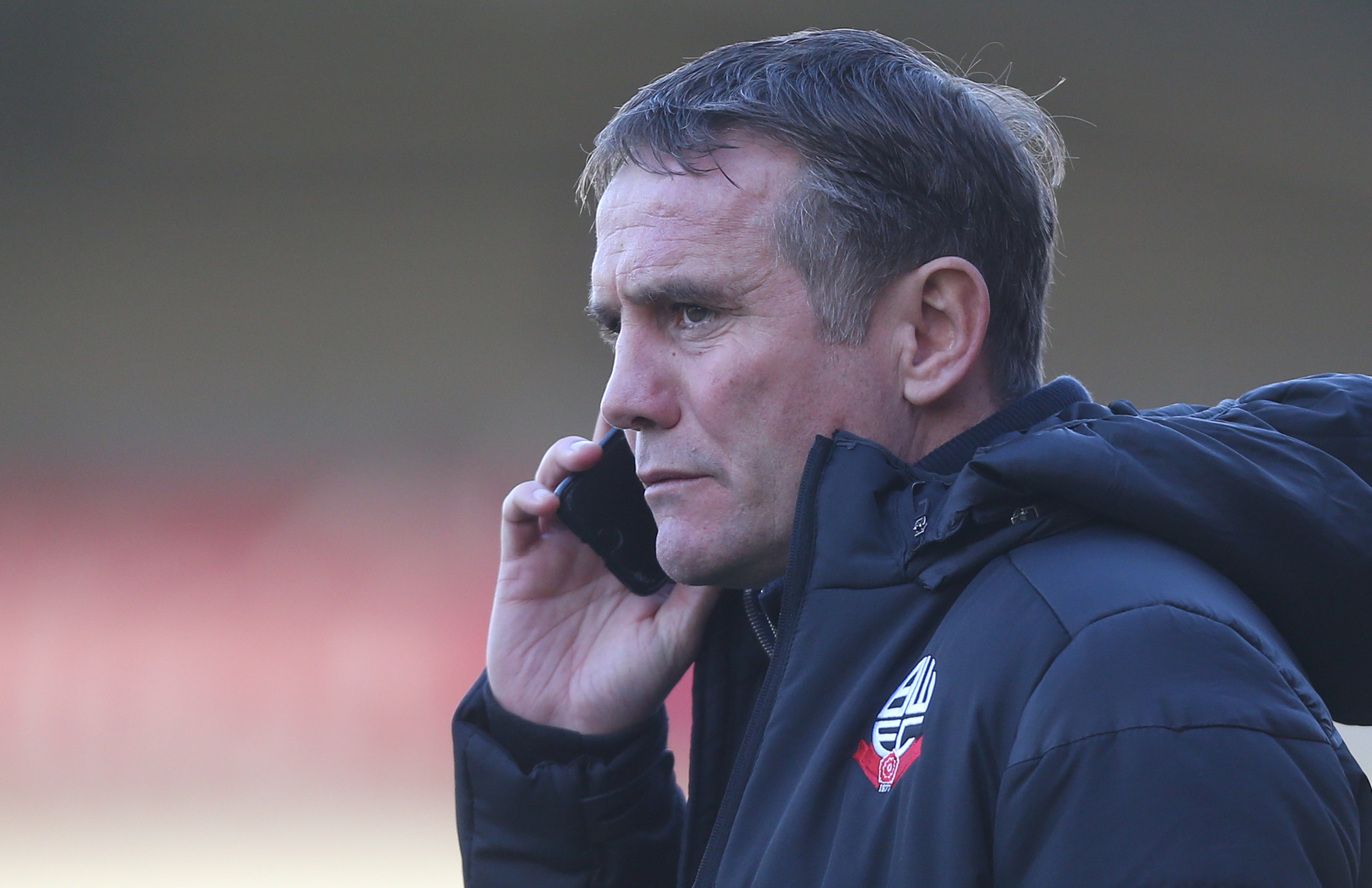 Phil Parkinson has been pleased by the upturn of form over Christmas