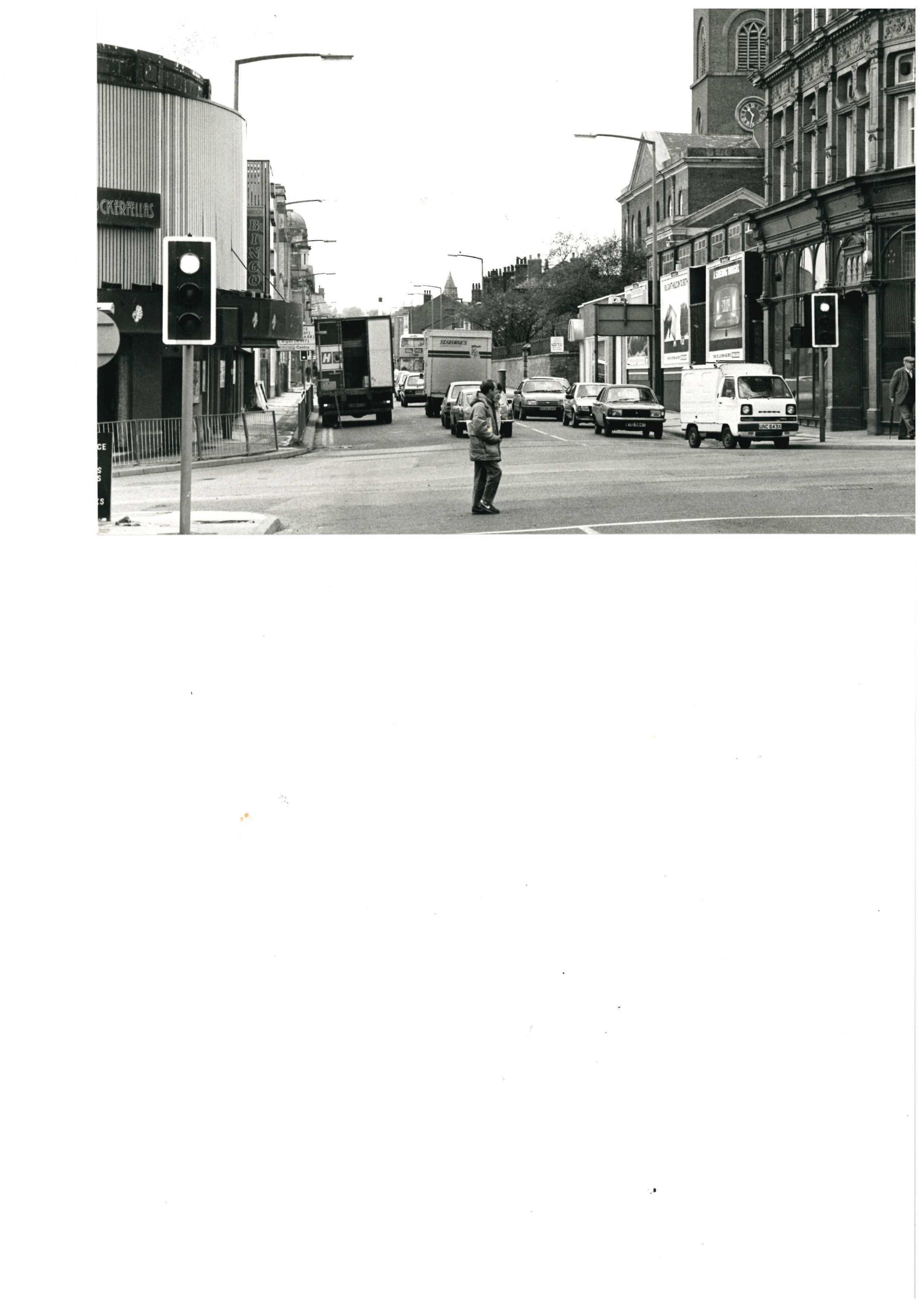 st georges road 1986