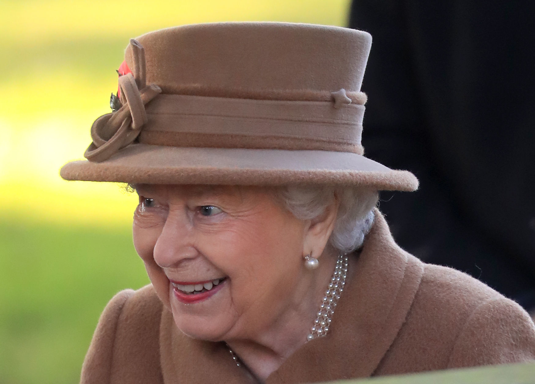 Queen Elizabeth II attends a service at St Peter's church in Wolferton, near the Sandringham Estate. PRESS ASSOCIATION Photo. Picture date: Sunday January 20, 2019. See PA story ROYAL Queen. Photo credit should read: Gareth Fuller/PA Wire.