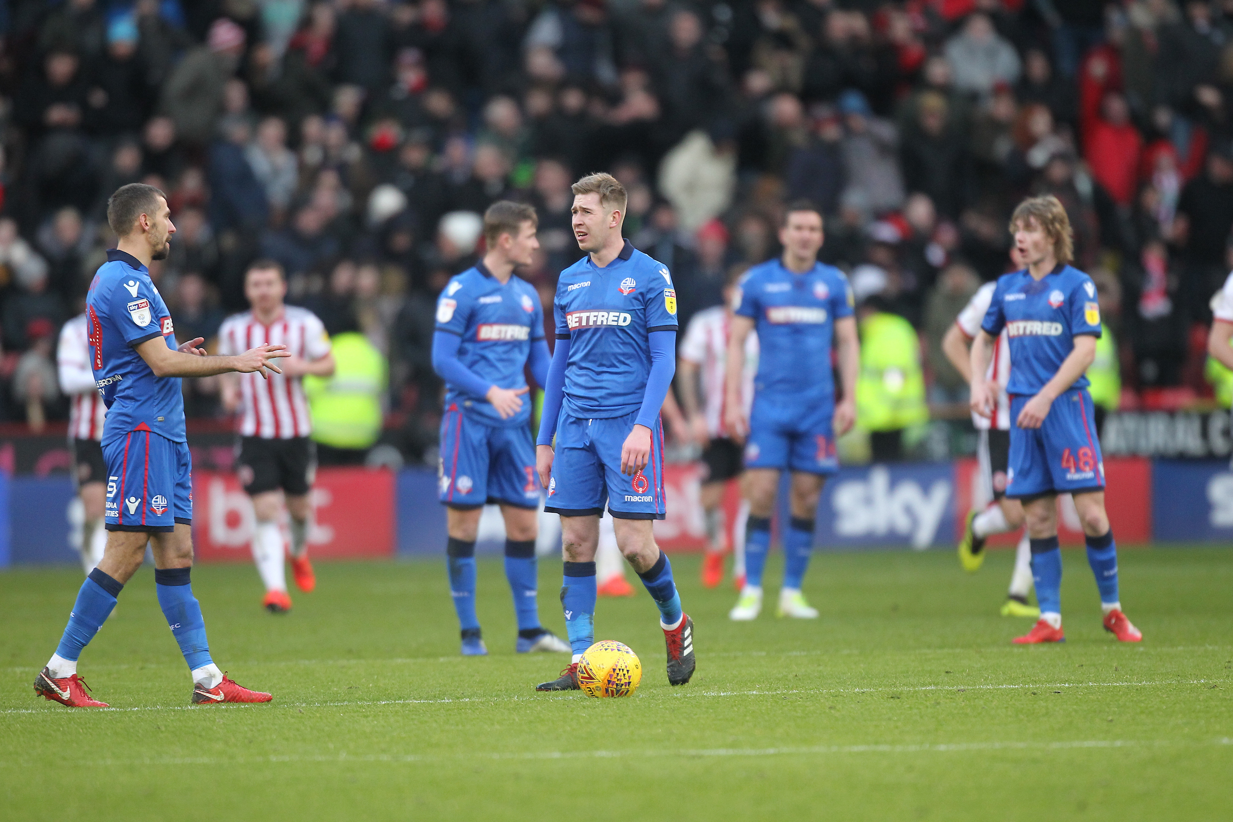 MATCH REACTION: Sheffield United 2 Bolton Wanderers 0