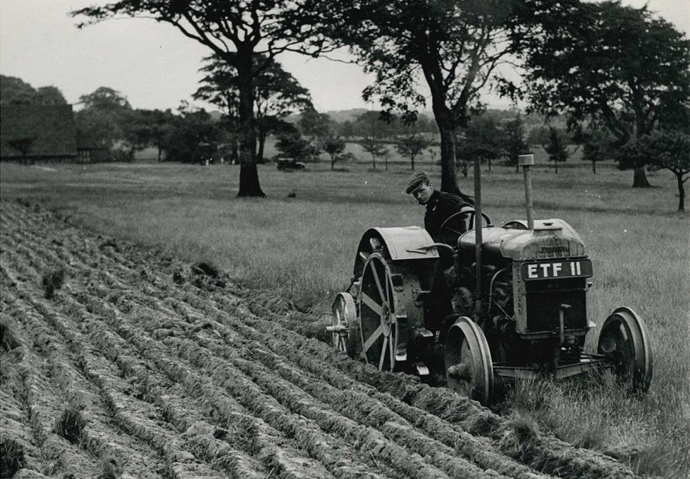 Rivington Great House Barn Food Production World War 2