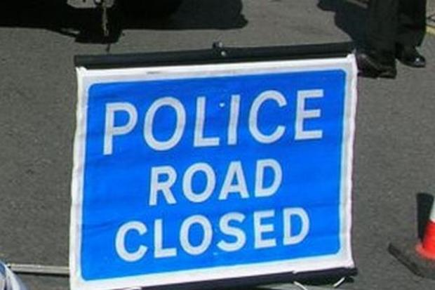M61 closed due to serious multi-vehicle crash
