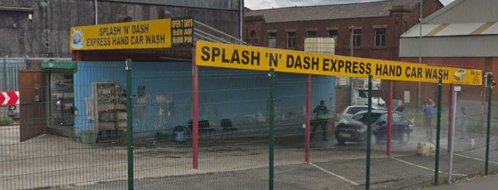 Splash And Dash Car Wash >> Huge Rats Too Big For Traps Wreak Havoc At Car Wash The