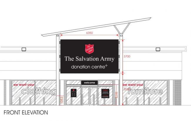 Salvation Army To Open New Bolton Donation Hub The Bolton News