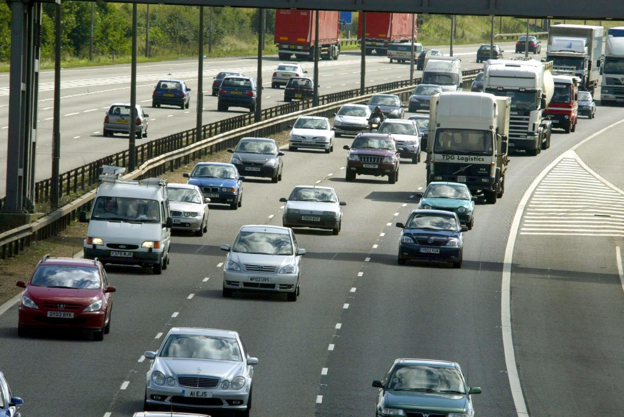 Car tax will rise for drivers as of April 1. Picture, Andrew Parsons/PA