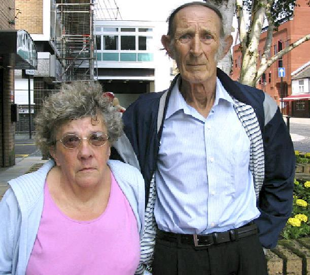 Couple's plea to bring arsonists to justice