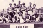 WORLD CUP STARS: These young Blackrod boys re-enact the triumph in 1966