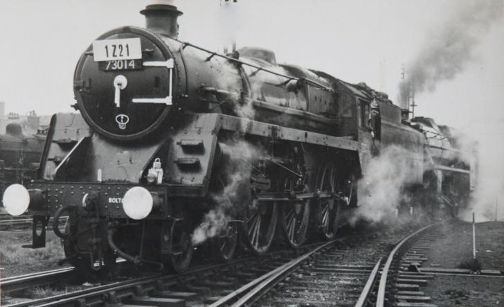 Bolton's steam heritage