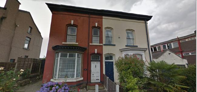 HMO: Park Street in Farnworth where an eight-bedroom house of multiple occupation is proposed again