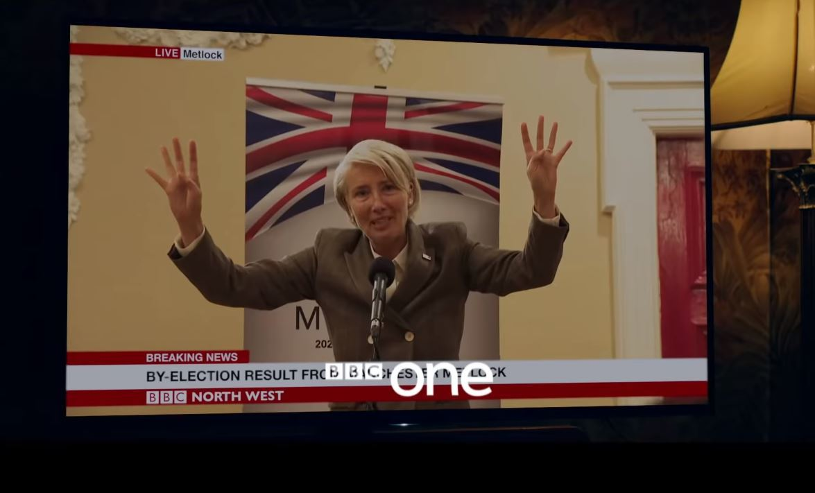 First trailer for Emma Thompson drama Years and Years