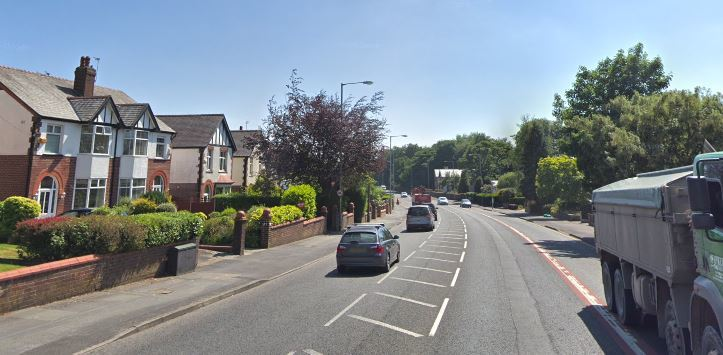 Newbrook Road, Over Hulton. Picture: Google Maps