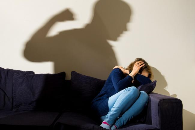 VIOLENCE: Domestic abuse can take many forms, says one victim