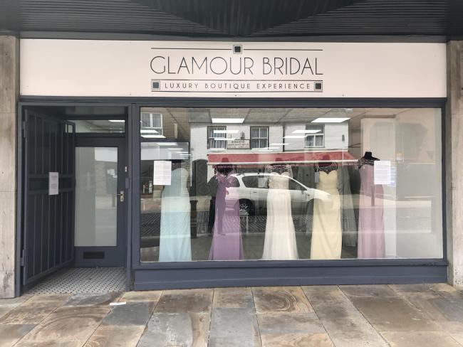 Bridal Store Closes Its Doors The Bolton News