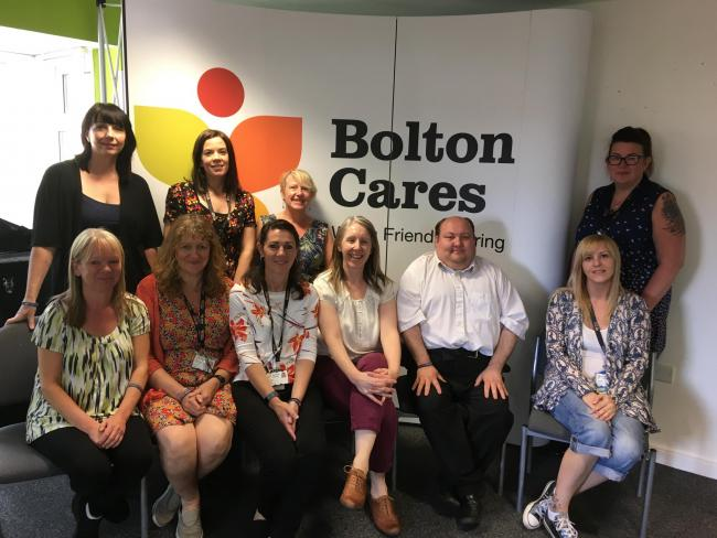 SUPPORT: Autism Champions programme is launched by Bolton Cares