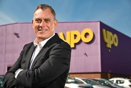 Simon Hill, managing director at YPO