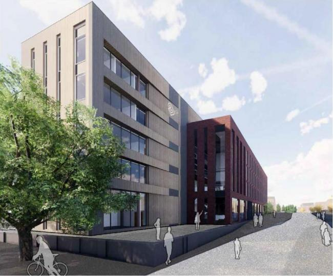 PLANS: How Bolton College of Medical Sciences could look