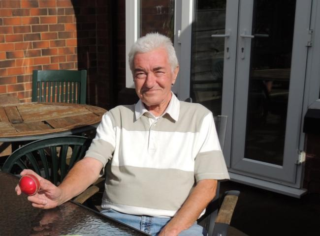 MISSED: Former Bolton League cricketer David Sutcliffe has died