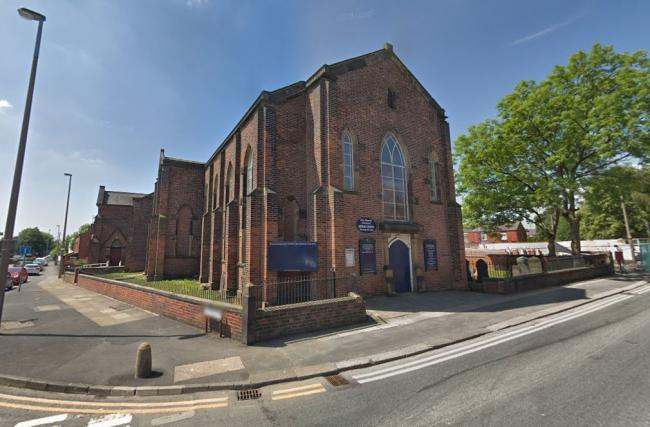 Westhoughton United Reformed Church in Park Road