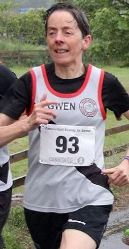 TITLE: Burnden's Gwen Kinloch is the British 10-mile champion for her age group