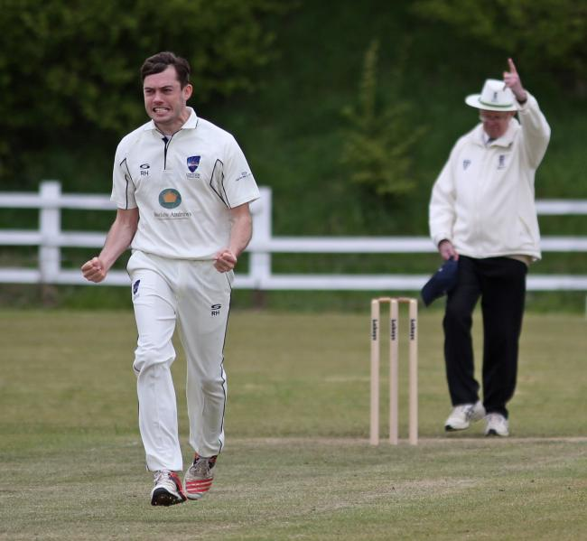 NEW ROLE: Lostock's Rob Holgate has taken over as skipper