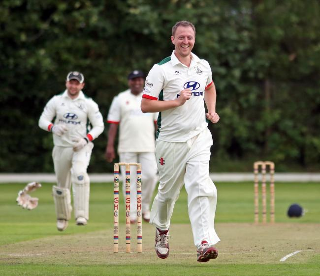 Egerton captain Will Halton has seen his side make progress in the National Village Cup and Lancashire Knockout