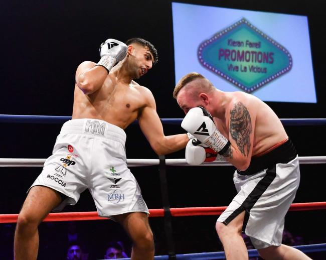 Khaleel Majid gets chance to shine on major Manchester Arena bill