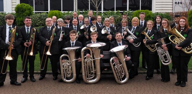 Eagley Brass Band